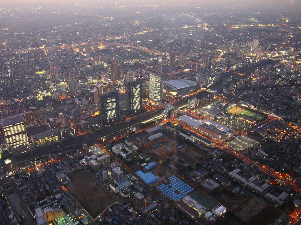 Saitama Japan  city pictures gallery : Impressive views of Tokyo | Gaijin Life