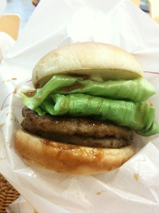 teriyaki burger